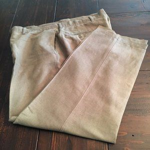 Cremieux Cotton Slacks